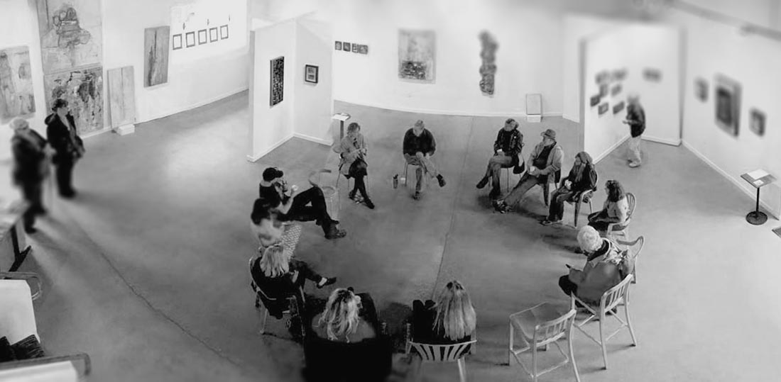 Conversations, Gallery Five18, Boise, ID, 2015